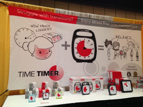 Cool Products from Conference: The Time Timer