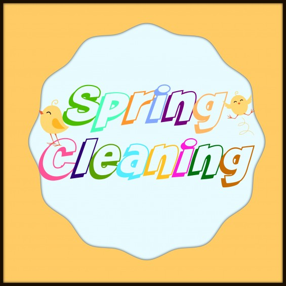 Create Your Spring Cleaning Plan!