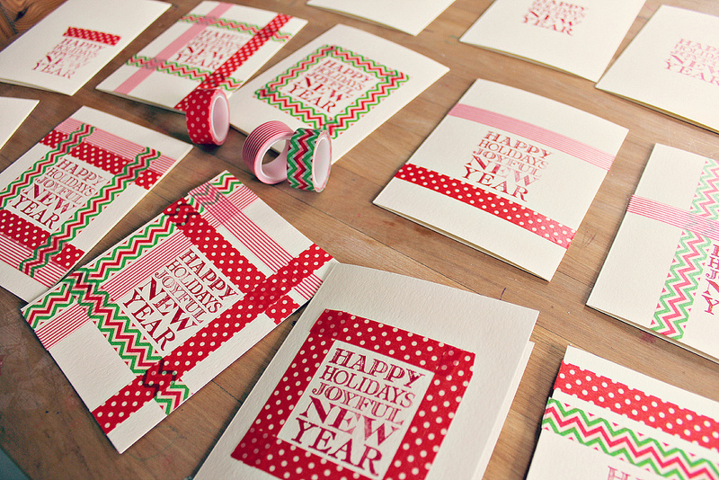 http://babbledabbledo.com/washi-tape-holiday-cards/