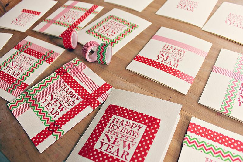 http://babbledabbledo.com/washi-tape-holiday-cards/