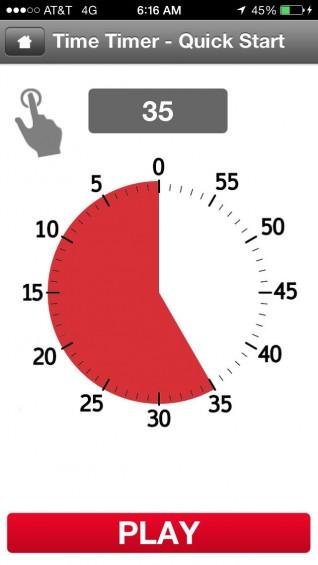 timetimer app