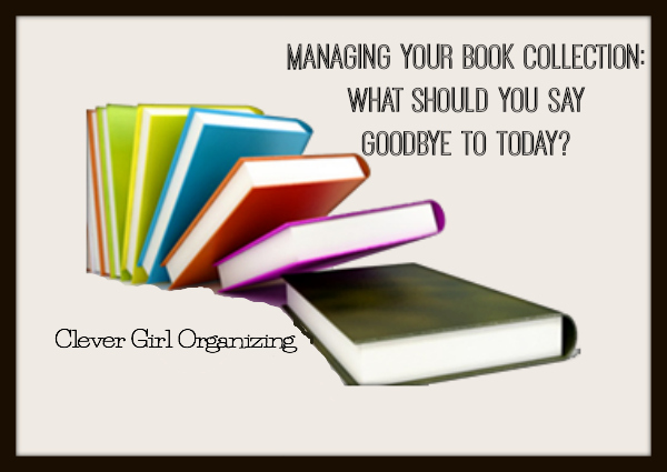 Week 15 of 15 in 15 in '15 Challenge: The Book Collection