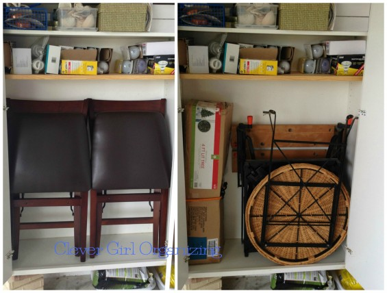before after inside cabinet