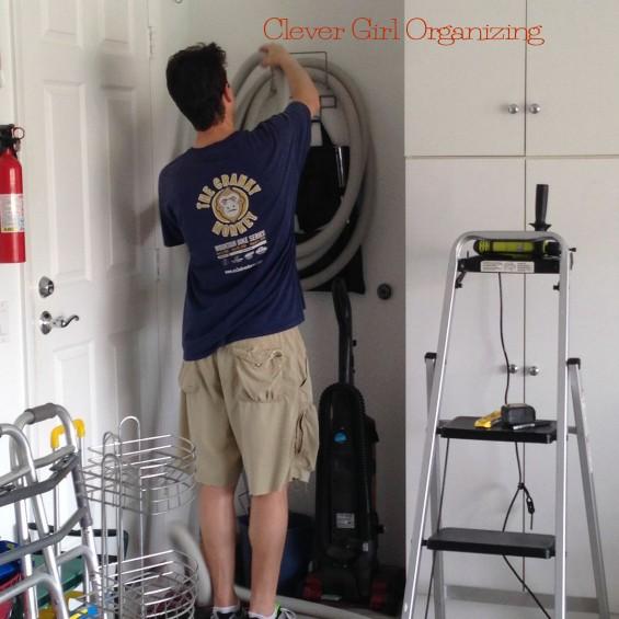 install vacuum hose