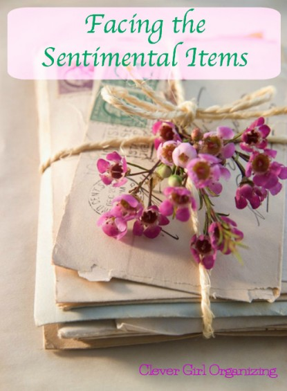 sentimental items