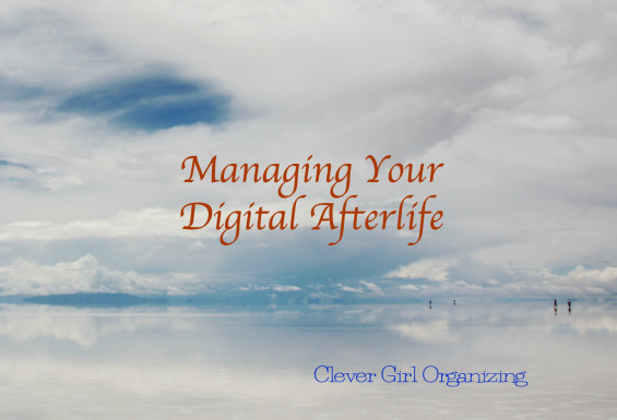 managing your digital afterlife