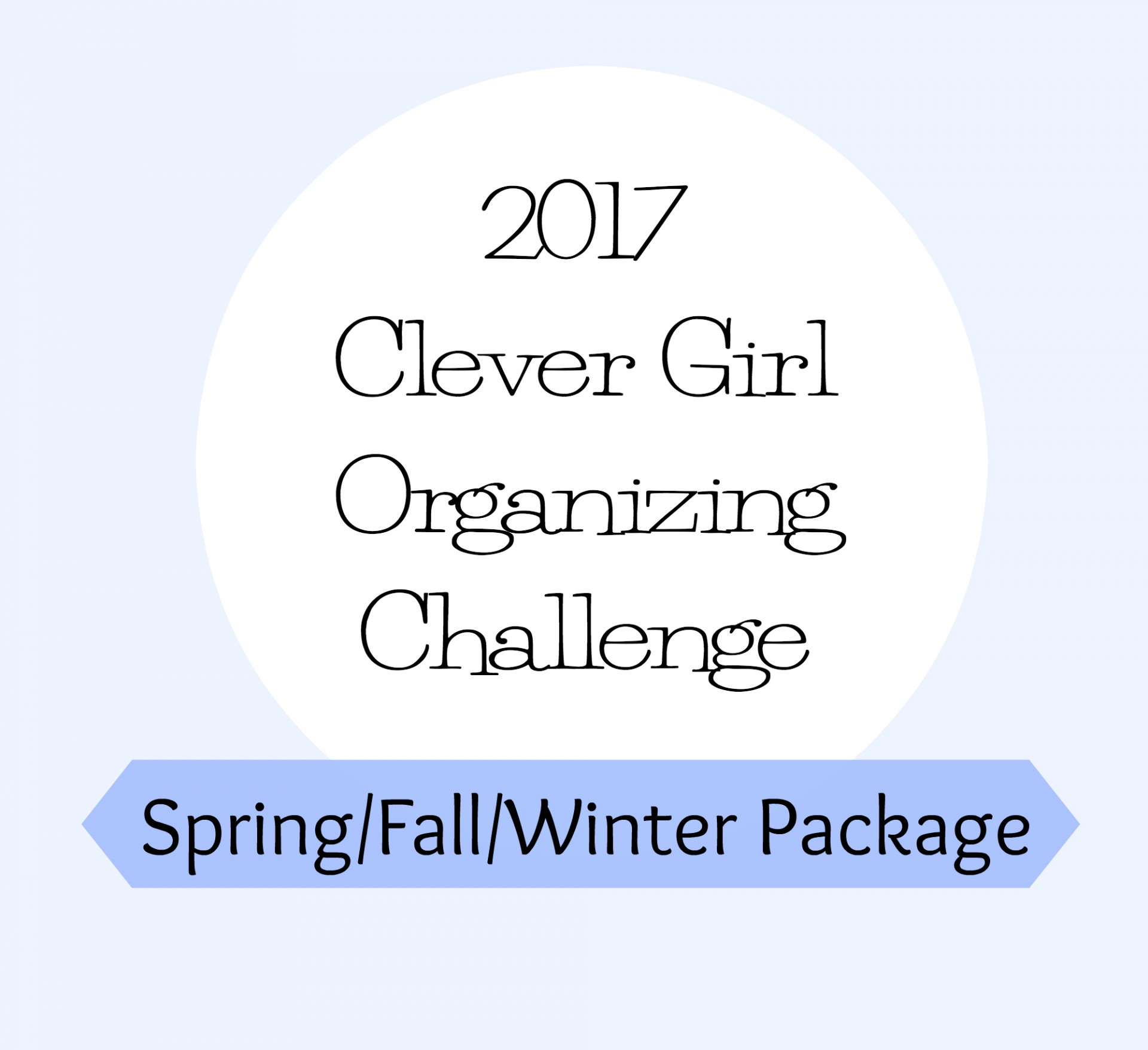 organizing challenge package 3 chapters