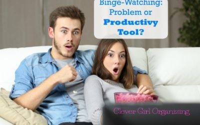Binge-Watching: Problem or Productivity Tool?