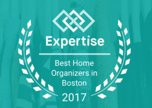 Boston's Best Home Organizers 2017
