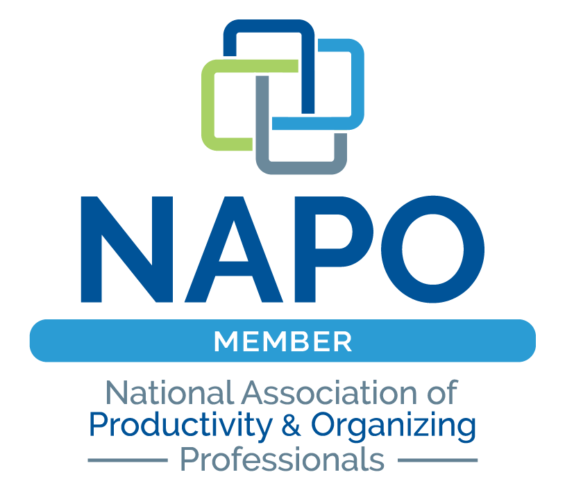 NAPO Logo - National Association of Productivity and Organizing Professionals