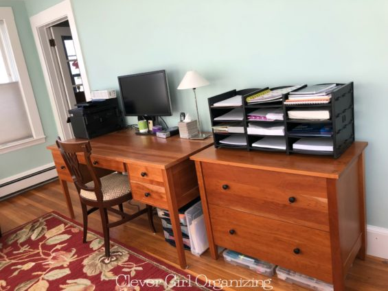 Sun Room Home Office After 2
