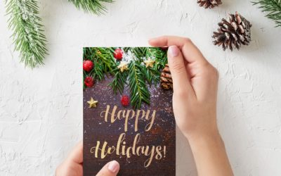 10 Tips to Make Sending Holiday Cards a Snap!