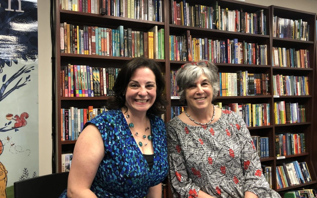 An Evening with Author, Hallie Ephron, and Professional Organizer, Kathy Vines